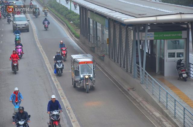 Đề xuất cho ô tô, xe máy và xe buýt thường đi vào làn buýt nhanh BRT: Chúng tôi chỉ đang nghiên cứu - Ảnh 6.