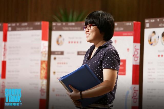 Shark Linh Thái: 'Thường lên sóng để PR sẽ gây khó chịu nhưng riêng với startup này tôi vui vẻ bỏ qua vì founder rất thông minh' - Ảnh 1.