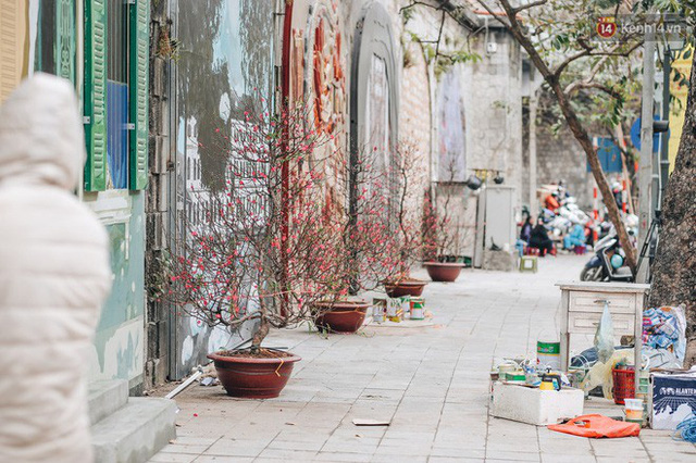 Phố bích họa Phùng Hưng hồi sinh, trở thành phố đi bộ kết nối với không gian chợ Đồng Xuân - Ảnh 12.