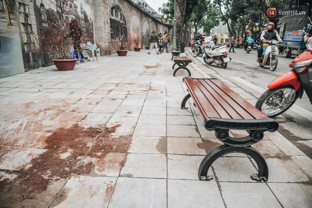 Phố bích họa Phùng Hưng hồi sinh, trở thành phố đi bộ kết nối với không gian chợ Đồng Xuân - Ảnh 10.