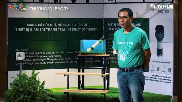 Shark Tank: Thương vụ về MXH nông nghiệp khiến Shark Hưng phải xuýt xoa Thế này mới là start-up chứ! - Ảnh 3.