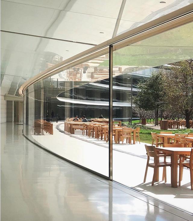 Chiêm ngưỡng ảnh chụp từ bên trong trụ sở 5 tỷ USD mới của Apple - Ảnh 18.