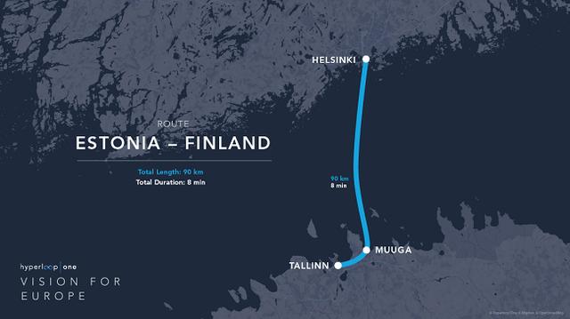 Nhà phát triển game Angry Birds muốn xây một đường hầm ngầm dưới biển trị giá 15 tỷ USD, nối liền Phần Lan và Estonia - Ảnh 2.