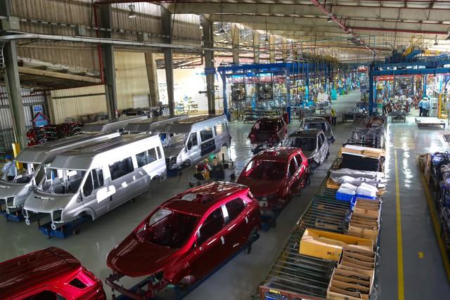 Xuất xưởng một chiếc xe hơi cần những bước gì? - Ảnh 1.