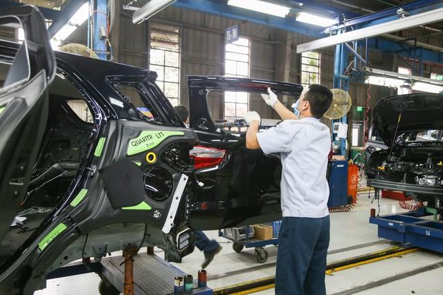Xuất xưởng một chiếc xe hơi cần những bước gì? - Ảnh 2.