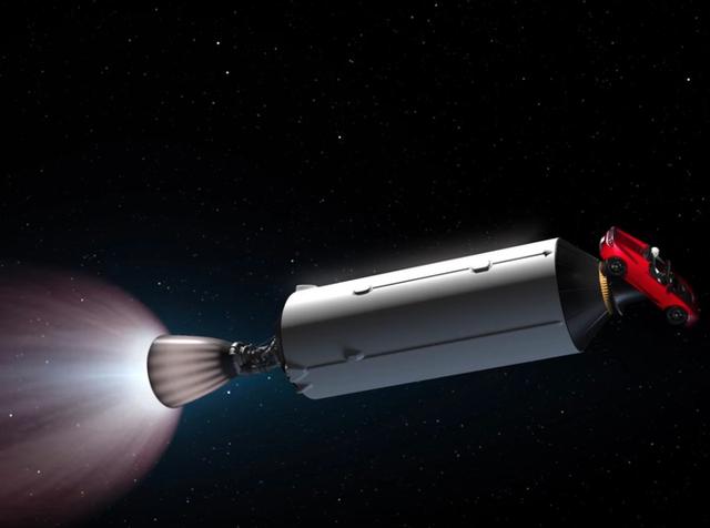 Elon Musk phóng xe Tesla Roadster vào vũ trụ vừa để chứng minh với thế giới, vừa là một chiêu marketing xuất chúng - Ảnh 1.
