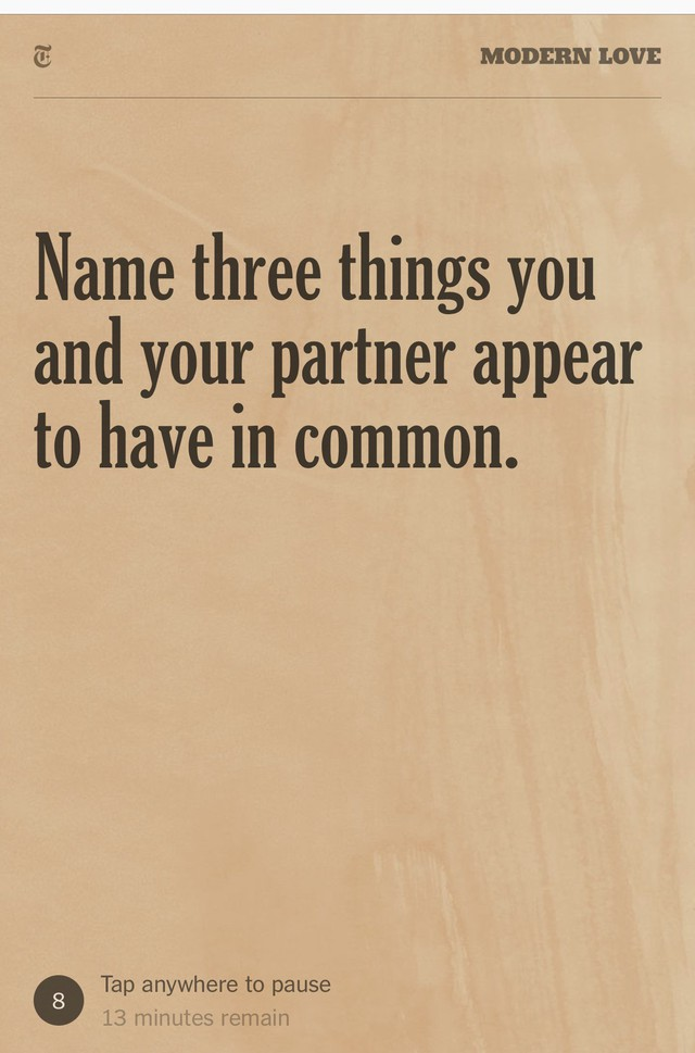 Muốn yêu bất kỳ ai, chỉ cần hỏi và trả lời 36 câu hỏi này, kể cả với người lạ: Đảm bảo có gấu mùa lễ tình yêu! - Ảnh 9.