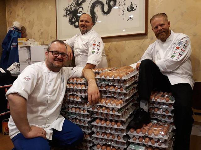 Lỗi Google Dịch khiến đội Olympic Mùa đông của Na Uy đặt nhầm 15.000 quả trứng - Ảnh 1.