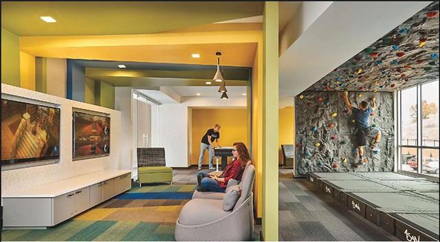 Khu căn hộ sinh viên - lực hút mới các nhà đầu tư nước ngoài tại Mỹ - Ảnh 1.