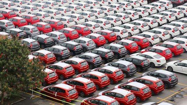 Lô xe 2.000 chiếc của Honda đã thông quan, trị giá hơn 40 triệu USD - Ảnh 1.