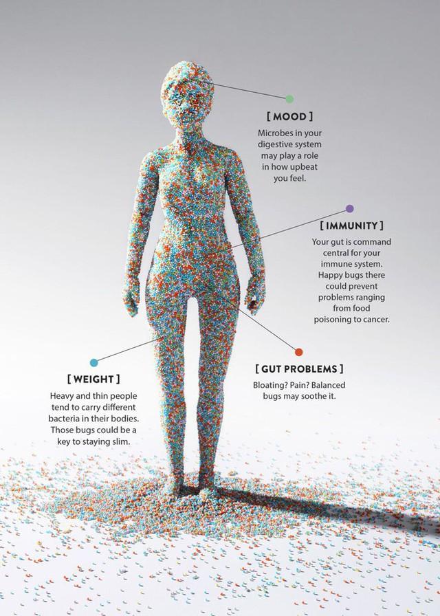 Khoa học về vi sinh vật đang định nghĩa lại triết học: Con người là gì? - Ảnh 3.