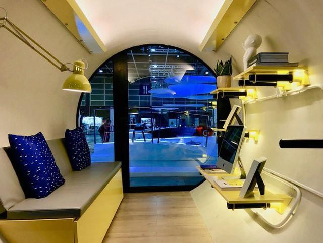 Giá nhà quá đắt đỏ, các kiến trúc sư Hồng Kông nghĩ ra cách xây dựng căn hộ mini bằng ống nước bê tông - Ảnh 3.