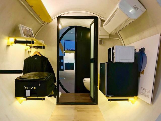 Giá nhà quá đắt đỏ, các kiến trúc sư Hồng Kông nghĩ ra cách xây dựng căn hộ mini bằng ống nước bê tông - Ảnh 4.