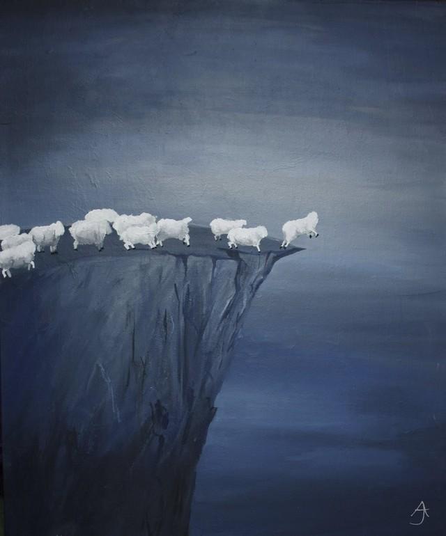 Đây là cách nhanh nhất giúp bạn thất bại: Hãy đi theo đám đông - Ảnh 1.