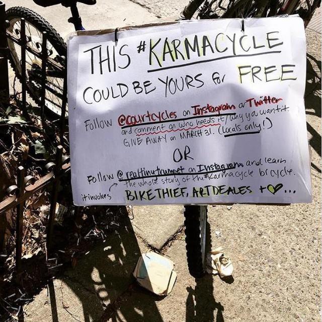 Câu chuyện bất ngờ đằng sau chiếc xe đạp bị đánh cắp: Hóa ra lòng tốt vẫn còn đây! - Ảnh 1.