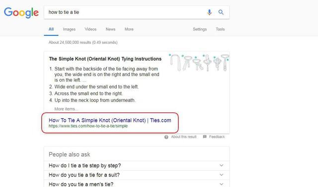 Từ những bài viết có tâm, shop bán cravat nhỡ chân leo lên đầu bảng kết quả tìm kiếm trên Google - Ảnh 2.