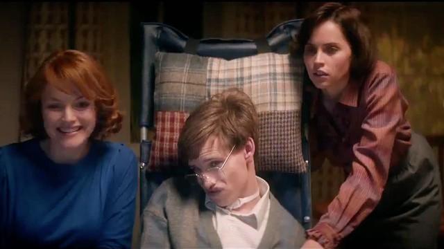 Những mảnh ghép cuộc đời Stephen Hawking qua phim The Theory of Everything - Ảnh 4.