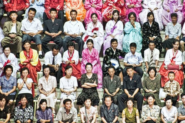Hình ảnh chân thật và sinh động về cuộc sống đời thường ở Triều Tiên - Ảnh 16.