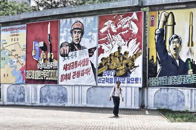 Hình ảnh chân thật và sinh động về cuộc sống đời thường ở Triều Tiên - Ảnh 18.