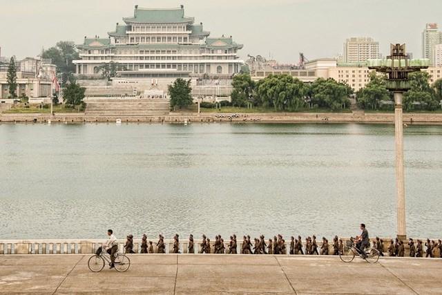 Hình ảnh chân thật và sinh động về cuộc sống đời thường ở Triều Tiên - Ảnh 4.