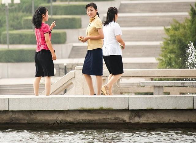 Hình ảnh chân thật và sinh động về cuộc sống đời thường ở Triều Tiên - Ảnh 6.