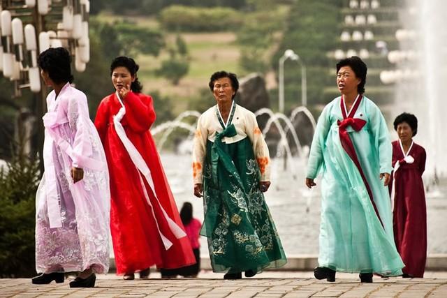 Hình ảnh chân thật và sinh động về cuộc sống đời thường ở Triều Tiên - Ảnh 9.
