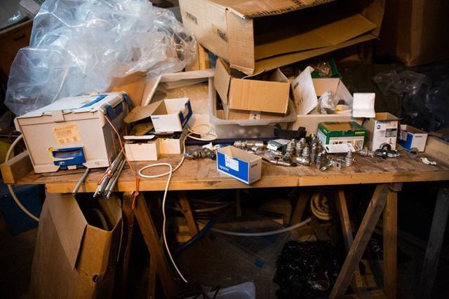 Khám phá lâu đài đồng nát ở Hà Lan: Nơi con người tìm kiếm lối sống bền vững từ đồ tái chế - Ảnh 11.