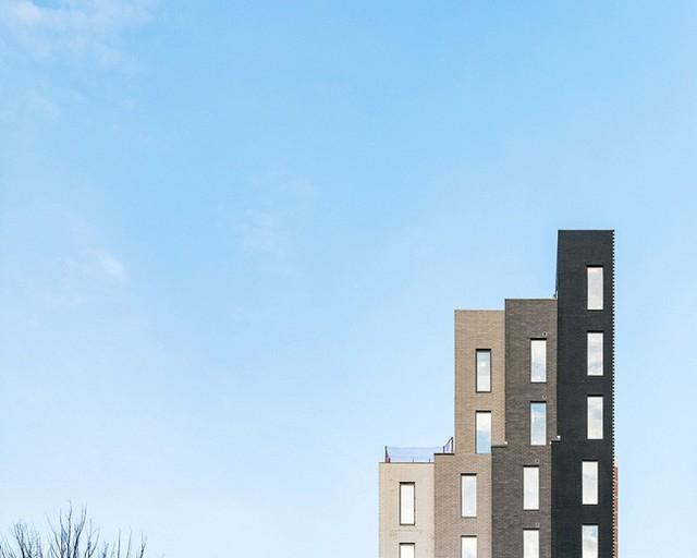 Căn hộ chung cư có diện tích chỉ khoảng 25m² nhưng không thiếu một khu vực chức năng nào mà lại còn đẹp đến ngẩn ngơ - Ảnh 1.