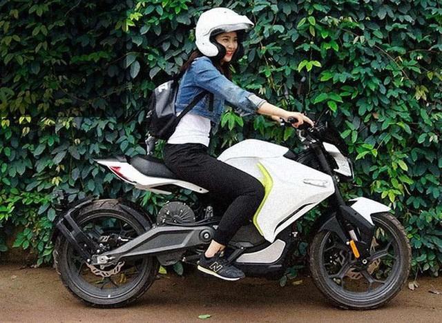 Người Trung Quốc làm mô tô điện giá dưới 68 triệu - Ảnh 2.
