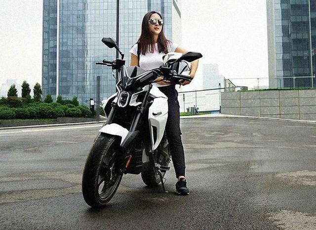 Người Trung Quốc làm mô tô điện giá dưới 68 triệu - Ảnh 3.