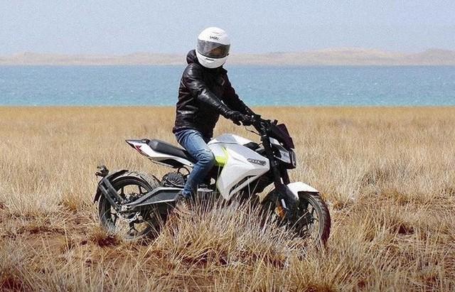 Người Trung Quốc làm mô tô điện giá dưới 68 triệu - Ảnh 4.