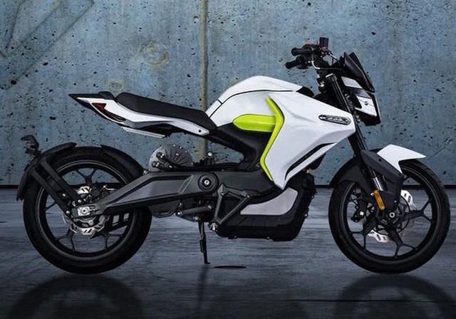 Người Trung Quốc làm mô tô điện giá dưới 68 triệu - Ảnh 7.