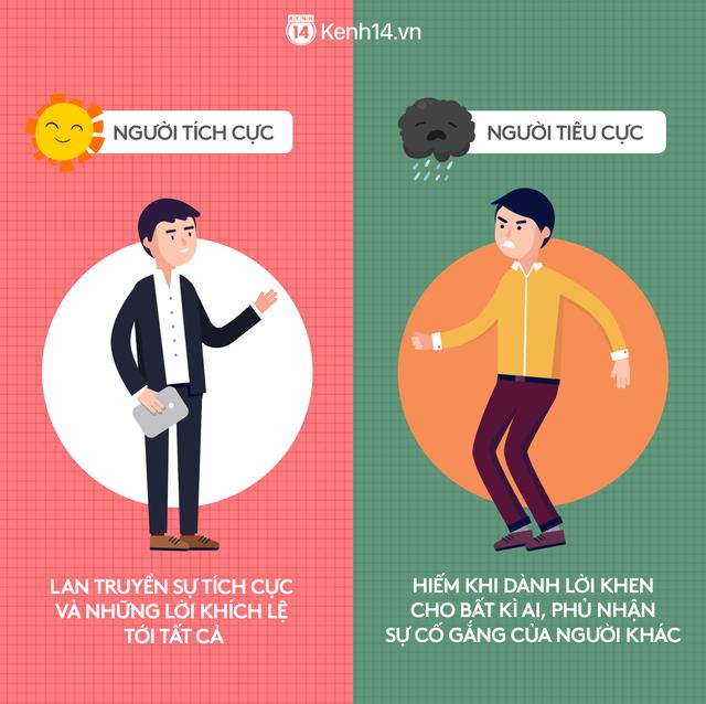 Nếu bạn chưa rõ thế nào là một người tích cực và thế nào là một người tiêu cực thì đây chính là 10 khác biệt giữa họ! - Ảnh 10.