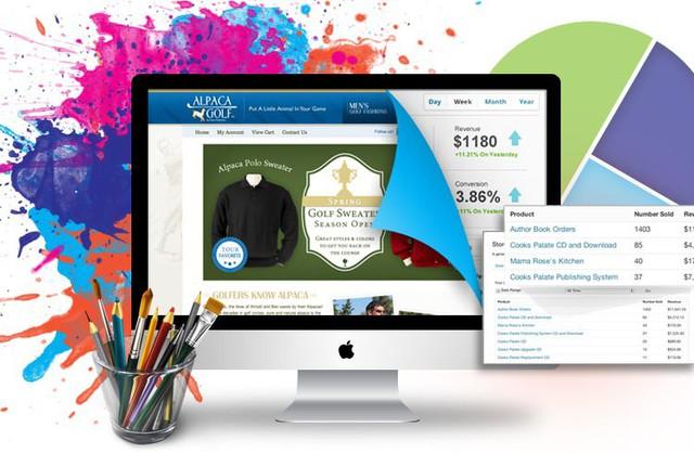 5 xu hướng thiết kế website thương mại điện tử nổi bật năm 2018 - Ảnh 1.