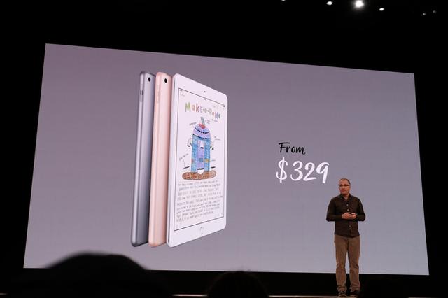 Apple ra mắt iPad mới dành riêng cho giáo dục, màn hình 9,7 inch, hỗ trợ Apple Pencil, giá từ 329 USD, giảm 30 USD nếu dùng cho các tổ chức giáo dục - Ảnh 12.