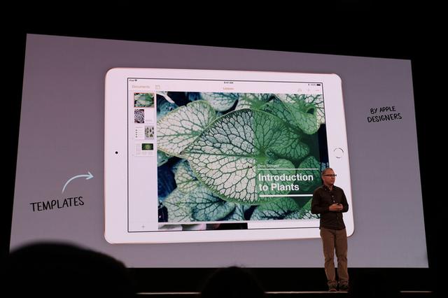 Apple ra mắt iPad mới dành riêng cho giáo dục, màn hình 9,7 inch, hỗ trợ Apple Pencil, giá từ 329 USD, giảm 30 USD nếu dùng cho các tổ chức giáo dục - Ảnh 10.