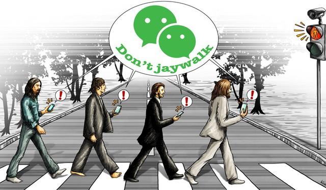 Hệ thống quét nhận diện mặt 1,4 tỷ dân chỉ trong 1 giây cho phép Trung Quốc phạt nặng cả người đi bộ sai luật - Ảnh 1.