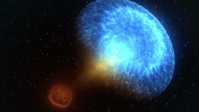 Nội dung buổi phỏng vấn cuối cùng của Stephen Hawking bàn bạc về sự kiện thiên văn hiếm có hồi năm ngoái: hai ngôi sao neutron va chạm - Ảnh 4.