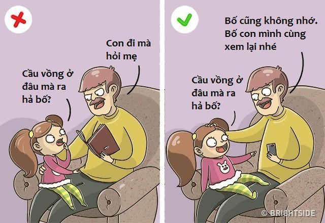 Là bố mẹ thông thái, muốn con phát triển toàn diện đừng dại cấm con làm những điều này - Ảnh 1.