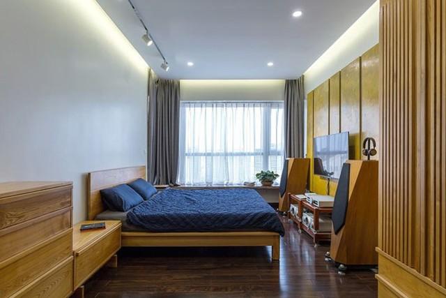 Căn hộ chung cư tràn ngập không gian xanh giữa Thủ đô - Ảnh 9.
