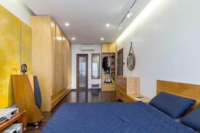 Căn hộ chung cư tràn ngập không gian xanh giữa Thủ đô - Ảnh 10.