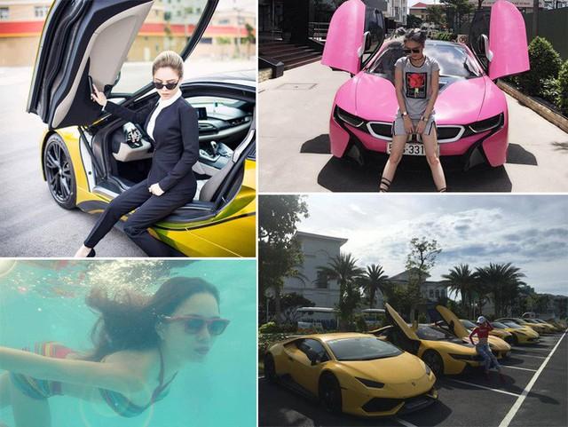 Chân dung bóng hồng duy nhất cầm cương siêu xe trong hành trình Car & Passion 2018 - Ảnh 3.