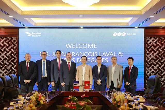FLC và Airbus đạt được thoả thuận 3 tỷ USD mua 24 máy bay cho Bamboo Airways - Ảnh 3.