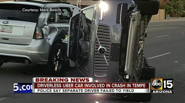 Thử nghiệm cho thấy xe tự lái không gây nguy hiểm mà chính con người mới là mối đe dọa - Ảnh 1.