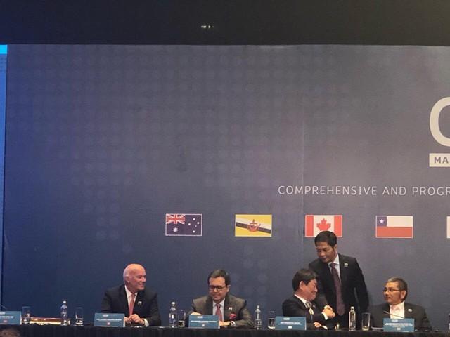 11 nước ký Hiệp định TPP không Mỹ: Đẩy lùi chủ nghĩa bảo hộ - Ảnh 2.