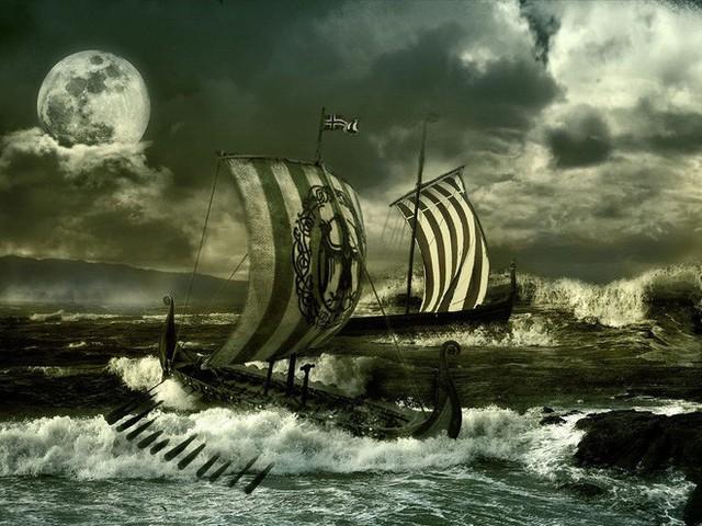 Những viên đá mặt trời này chính là bí quyết giúp người Viking thống trị mặt biển suốt hơn ba thế kỷ - Ảnh 3.