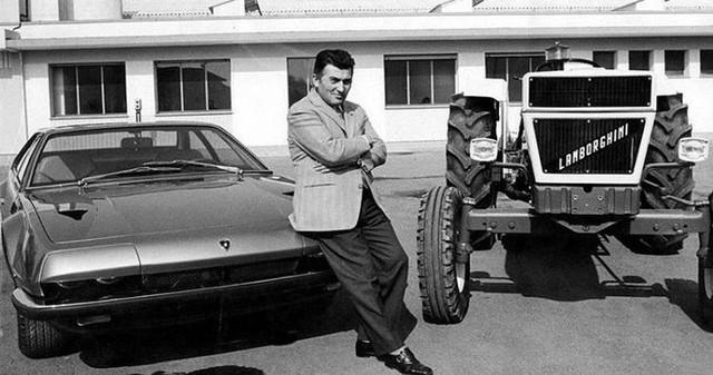 7 công ty lớn khởi nghiệp từ những thứ không tưởng: Samsung từng bán cá và mì, Lamborghini ra đời vì bị Ferrari sỉ nhục - Ảnh 5.