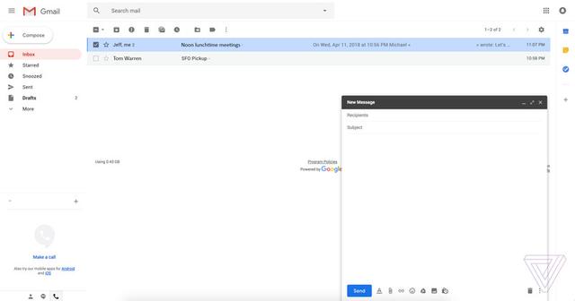 Gmail chuẩn bị thay đổi giao diện trong tuần tới - Ảnh 4.