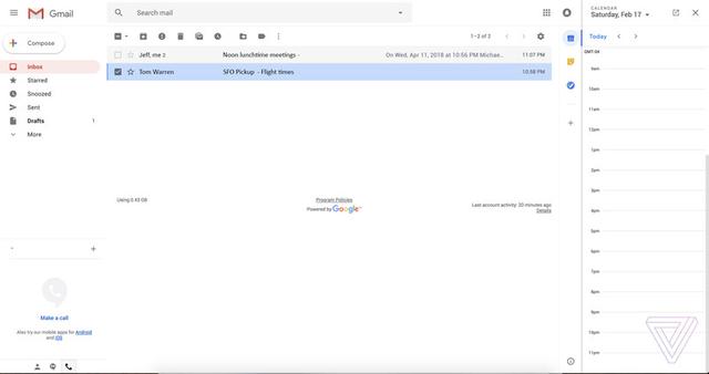 Gmail chuẩn bị thay đổi giao diện trong tuần tới - Ảnh 8.