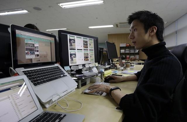 Hàn Quốc lập trung tâm khởi nghiệp để giảm tỷ lệ thất nghiệp - Ảnh 1.